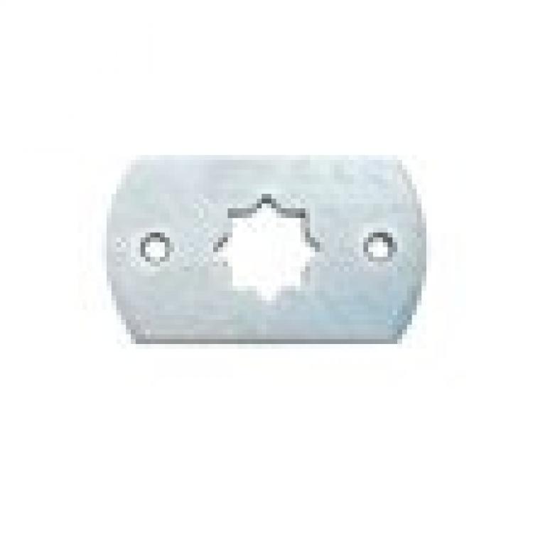 elero 131033901 Spezial Wandanker flach