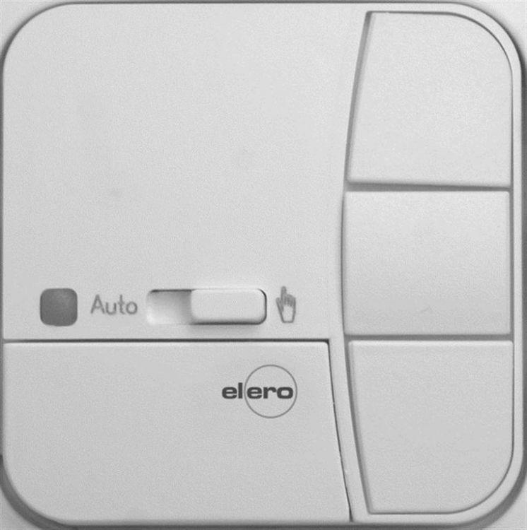 Elero VarioTec 868 Set alpinweiß